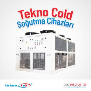 Fabrika Soğutma Sistemleri