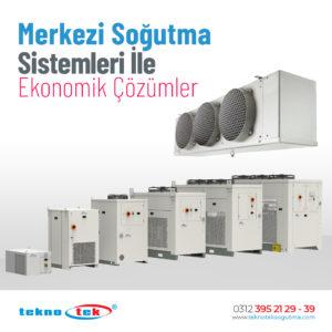 Merkezi Soğutma Sistemleri