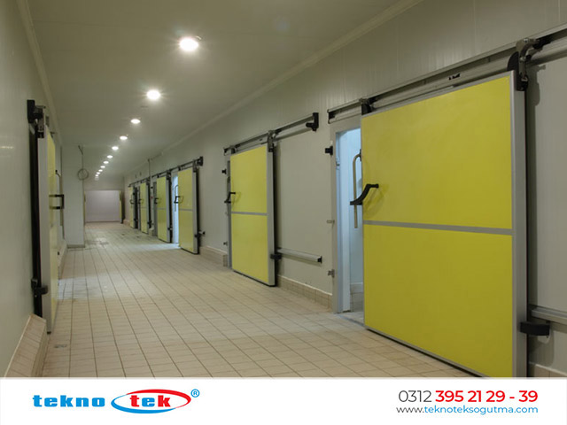 Cold Room Solutions Inc