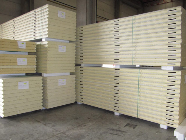Insulated Cooling Panels