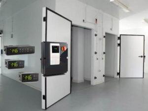 Cold Storage Room Temperature Monitoring