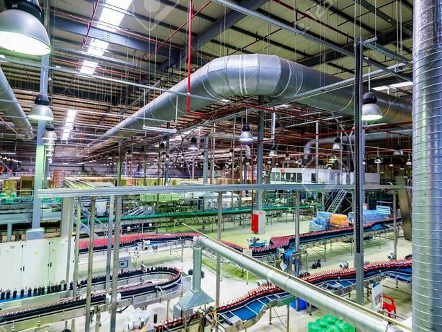 Endüstriyel Soğuk Buhar Makinesi