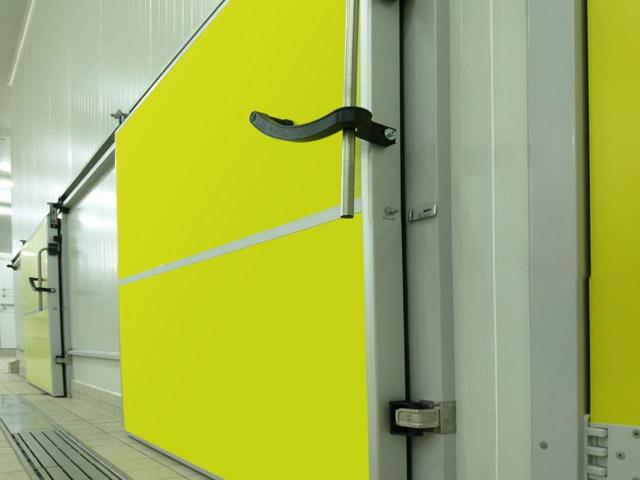 Soğuk Depo Kapı Sistemleri